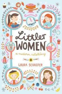 Littler Women: A Modern Retelling - Laura Schaefer - cover