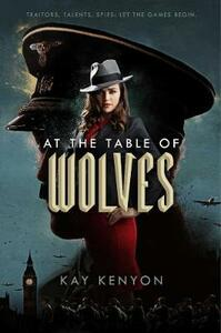 At the Table of Wolves - Kay Kenyon - cover
