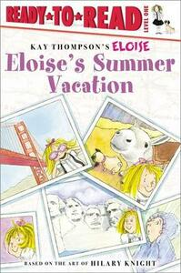 Eloise's Summer Vacation - Lisa McClatchy - cover