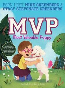 MVP: Most Valuable Puppy - Mike Greenberg,Stacy Steponate Greenberg - cover