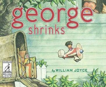 George Shrinks - William Joyce - cover
