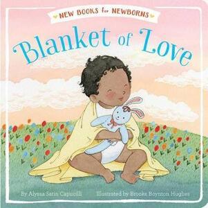 Blanket of Love - Alyssa Satin Capucilli - cover