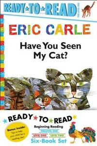 Eric Carle Ready-To-Read Value Pack: Have You Seen My Cat?; Walter the Baker; The Greedy Python; Rooster Is Off to See the World; Pancakes, Pancakes!; A House for Hermit Crab - Eric Carle - cover