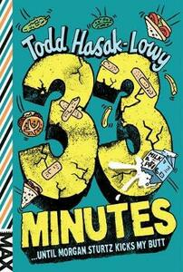 33 Minutes - Todd Hasak-Lowy - cover
