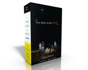 The Less Alone in the World Collection: We All Looked Up; Thanks for the Trouble - Tommy Wallach - cover