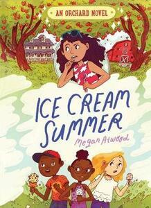 Ice Cream Summer - Megan Atwood - cover