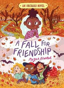 A Fall for Friendship - Megan Atwood - cover