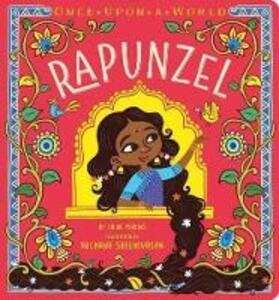Rapunzel - Chloe Perkins - cover