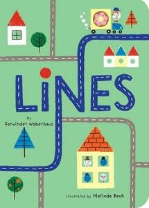 Lines - Sarvinder Naberhaus - cover