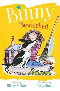 Binny Bewitched - Hilary McKay - cover