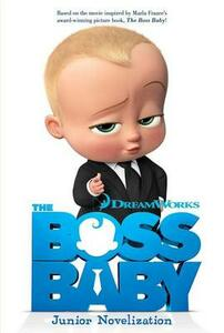 The Boss Baby Junior Novelization - cover