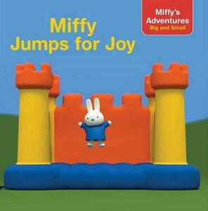 Miffy Jumps for Joy - cover