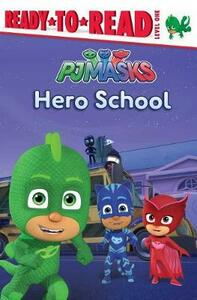 Hero School - cover