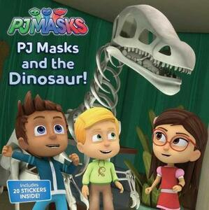 Pj Masks and the Dinosaur! - cover