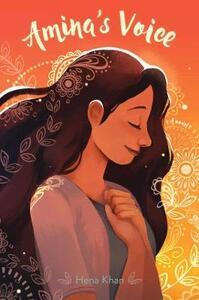 Amina's Voice - Hena Khan - cover