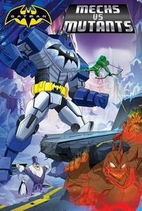 Mechs Vs Mutants - cover