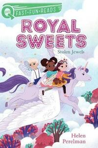 Stolen Jewels: Royal Sweets 3 - Helen Perelman - cover