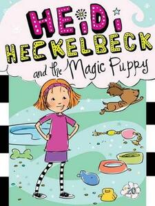 Heidi Heckelbeck and the Magic Puppy - Wanda Coven - cover