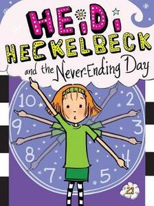 Heidi Heckelbeck and the Never-Ending Day - Wanda Coven - cover