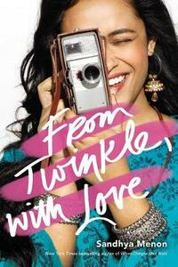 From Twinkle, with Love - Sandhya Menon - cover