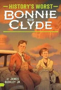 Bonnie and Clyde - James Buckley - cover
