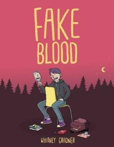 Fake Blood - Whitney Gardner - cover
