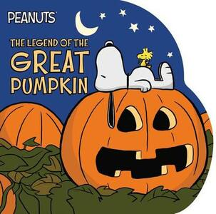 The Legend of the Great Pumpkin - Charles M Schulz - cover