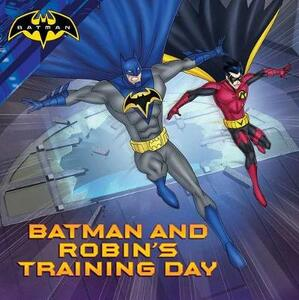 Batman and Robin's Training Day - cover