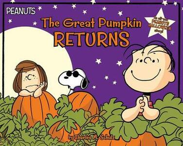 The Great Pumpkin Returns - Charles M Schulz - cover