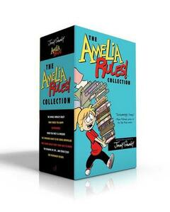 The Amelia Rules! Collection: The Whole World's Crazy; What Makes You Happy; Superheroes; When the Past Is a Present; The Tweenage Guide to Not Being Unpopular; True Things (Adults Don't Want Kids to Know); The Meaning of Life . . . and Other Stuff; Her Permanent Record - Jimmy Gownley - cover