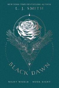 Black Dawn - L J Smith - cover