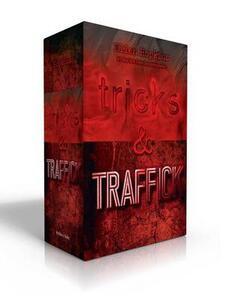 Tricks & Traffick - Ellen Hopkins - cover