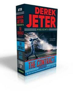 The Contract Series: The Contract; Hit & Miss; Change Up - Derek Jeter - cover