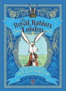 The Royal Rabbits of London - Santa Montefiore,Simon Sebag Montefiore - cover