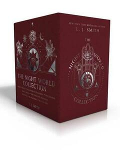 The Night World Collection: Daughters of Darkness; Spellbinder; Dark Angel; The Chosen; Soulmate; Huntress; Black Dawn; Witchlight - L J Smith - cover