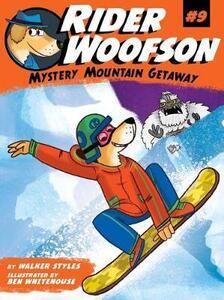 Mystery Mountain Getaway - Walker Styles - cover