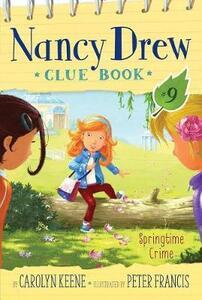 Springtime Crime - Carolyn Keene - cover