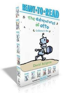 The Adventures of Otto Collector's Set: See Otto; See Pip Point; Swing, Otto, Swing!; See Santa Nap; Ride, Otto, Ride!; Go, Otto, Go! - David Milgrim - cover