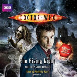 Doctor Who: The Rising Night - Scott Handcock - cover
