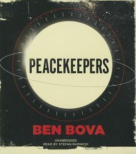 Peacekeepers - Ben Bova - cover