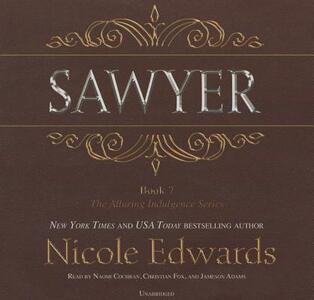 Sawyer - Nicole Edwards - cover