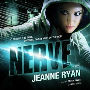 Nerve - Jeanne Ryan - cover