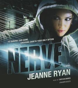 Nerve - Jeanne Ryan - cover