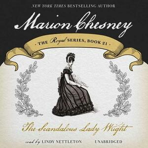The Scandalous Lady Wright - M C Beaton Writing as Marion Chesney - cover