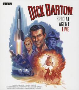 Dick Barton Live - The Bbc - cover
