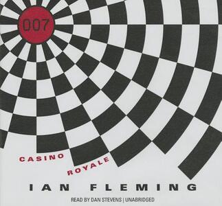 Casino Royale - Ian Fleming - cover