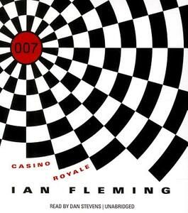 Casino Royale - Ian Fleming - cover