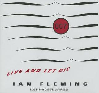 Live and Let Die - Ian Fleming - cover