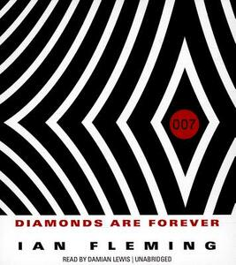 Diamonds Are Forever - Ian Fleming - cover