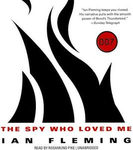 The Spy Who Loved Me - Ian Fleming - cover